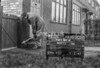 SJ909819L, Ordnance Survey Revision Point photograph in Greater Manchester