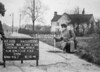 SJ899888B, Ordnance Survey Revision Point photograph in Greater Manchester