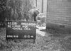 SJ899882B, Ordnance Survey Revision Point photograph in Greater Manchester