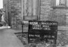 SJ909931A, Ordnance Survey Revision Point photograph in Greater Manchester