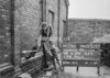 SJ919706A, Ordnance Survey Revision Point photograph in Greater Manchester