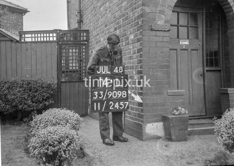 SJ909814L2, Ordnance Survey Revision Point photograph in Greater Manchester