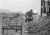 SJ899758A, Ordnance Survey Revision Point photograph in Greater Manchester