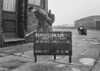 SJ899718A, Ordnance Survey Revision Point photograph in Greater Manchester