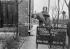 SJ909960L, Ordnance Survey Revision Point photograph in Greater Manchester