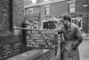 SJ909840A, Ordnance Survey Revision Point photograph in Greater Manchester