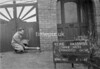 SJ919814A, Ordnance Survey Revision Point photograph in Greater Manchester