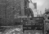SJ909835A, Ordnance Survey Revision Point photograph in Greater Manchester