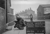 SJ909717A, Ordnance Survey Revision Point photograph in Greater Manchester