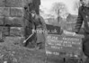 SJ899925B, Ordnance Survey Revision Point photograph in Greater Manchester