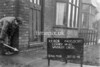 SJ909940K, Ordnance Survey Revision Point photograph in Greater Manchester