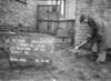 SJ899848B, Ordnance Survey Revision Point photograph in Greater Manchester