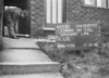 SJ899953S, Ordnance Survey Revision Point photograph in Greater Manchester