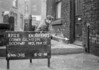SJ899712B, Ordnance Survey Revision Point photograph in Greater Manchester