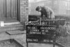 SJ909911A, Ordnance Survey Revision Point photograph in Greater Manchester
