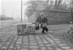 SJ929812B, Ordnance Survey Revision Point photograph in Greater Manchester