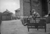 SJ909814B, Ordnance Survey Revision Point photograph in Greater Manchester