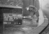 SJ899810B, Ordnance Survey Revision Point photograph in Greater Manchester
