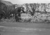 SJ919857B1, Ordnance Survey Revision Point photograph in Greater Manchester