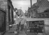 SJ909741B, Ordnance Survey Revision Point photograph in Greater Manchester