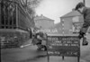 SJ909806B, Ordnance Survey Revision Point photograph in Greater Manchester