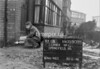 SJ909911B, Ordnance Survey Revision Point photograph in Greater Manchester