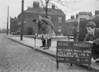 SJ919741A1, Ordnance Survey Revision Point photograph in Greater Manchester