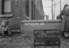 SJ909870B, Ordnance Survey Revision Point photograph in Greater Manchester