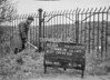 SJ899856A, Ordnance Survey Revision Point photograph in Greater Manchester