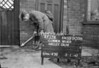 SJ909823K, Ordnance Survey Revision Point photograph in Greater Manchester