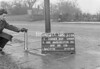 SJ929812A, Ordnance Survey Revision Point photograph in Greater Manchester