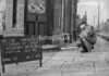 SJ909713B, Ordnance Survey Revision Point photograph in Greater Manchester