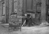 SJ909898B, Ordnance Survey Revision Point photograph in Greater Manchester