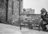 SJ899856B, Ordnance Survey Revision Point photograph in Greater Manchester