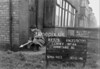 SJ909932B, Ordnance Survey Revision Point photograph in Greater Manchester