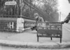 SJ899874B, Ordnance Survey Revision Point photograph in Greater Manchester
