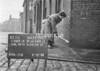 SJ899731A, Ordnance Survey Revision Point photograph in Greater Manchester