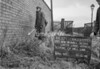 SJ899937B, Ordnance Survey Revision Point photograph in Greater Manchester