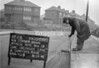 SJ899961B, Ordnance Survey Revision Point photograph in Greater Manchester