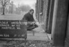 SJ909706A, Ordnance Survey Revision Point photograph in Greater Manchester