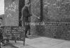 SJ909728B, Ordnance Survey Revision Point photograph in Greater Manchester