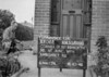 SJ899808B, Ordnance Survey Revision Point photograph in Greater Manchester
