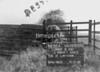 SJ909992A, Ordnance Survey Revision Point photograph in Greater Manchester