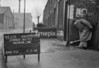 SJ909825B, Ordnance Survey Revision Point photograph in Greater Manchester