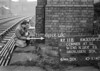 SJ919911B, Ordnance Survey Revision Point photograph in Greater Manchester