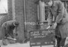SJ909724B, Ordnance Survey Revision Point photograph in Greater Manchester