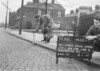 SJ919741A2, Ordnance Survey Revision Point photograph in Greater Manchester