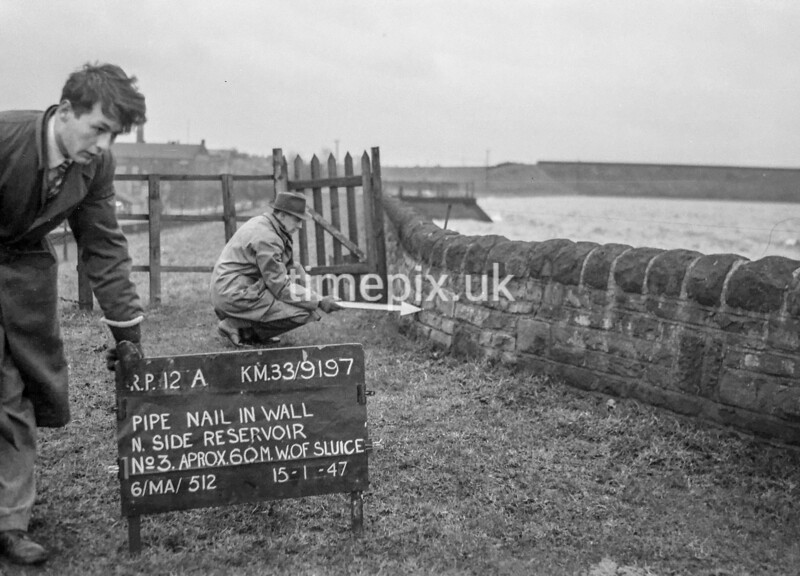 SJ919712A, Ordnance Survey Revision Point photograph in Greater Manchester