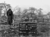 SJ909936B, Ordnance Survey Revision Point photograph in Greater Manchester