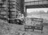 SJ919773L, Ordnance Survey Revision Point photograph in Greater Manchester